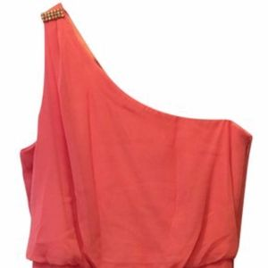Adrianna appeal Coral Formal Dress Size 8  NWT
